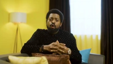 BasketMouth Shares His Experience To Stardom as A Comedian
