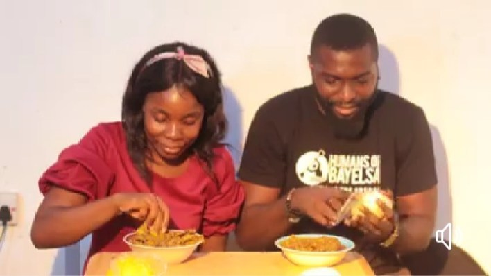 Food Fight Friday holds in Yenagoa Between Starch and Fufu