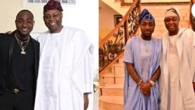 Davido Opened Up on His Father, Says He Worked at a Fast Food Joint in US
