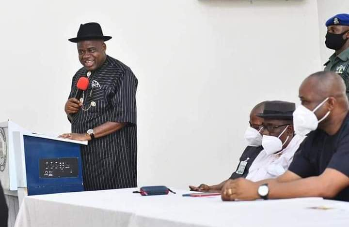 Bayelsa Governor Diri Says 2.5% For Host Communities Not Acceptable in PIB