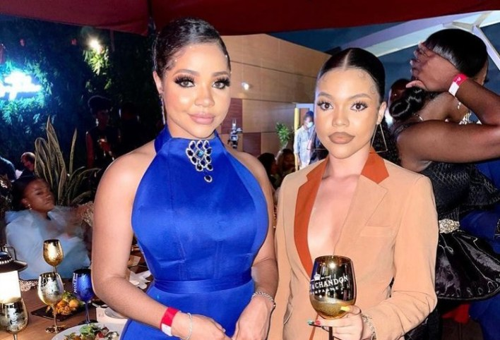 BBNaija Nengi Meets Her Identical 'Twin' Sister [Video]