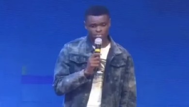Aproko Shares A Joke About His Father That Will Make You Cry [Video]
