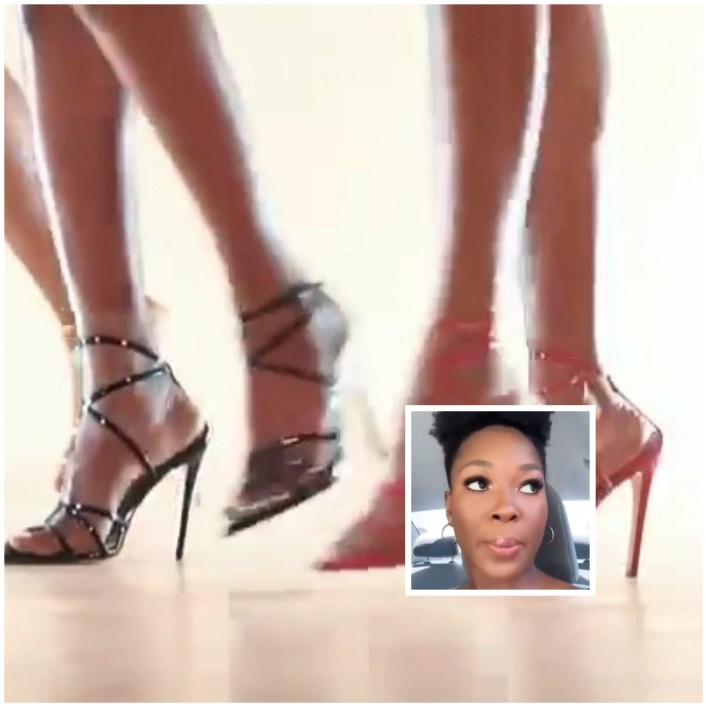 Vee Buys Nengi's Shoes for 3 Lucky Ladies Yesterday