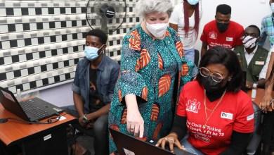US Ambassador Mary Beth Visits Akwa Ibom, Inspects Medical Facilities