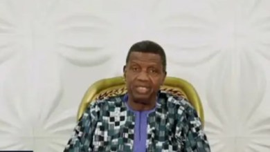 Pastor Enoch Adeboye Pays Final Tribute to His Son, Dare [Video]