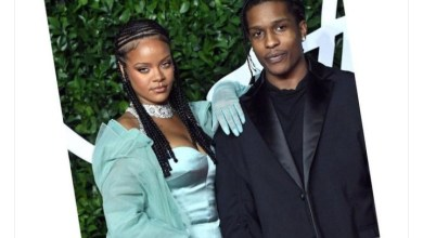 American Rapper A$AP Talks About His Relationship with Rihanna