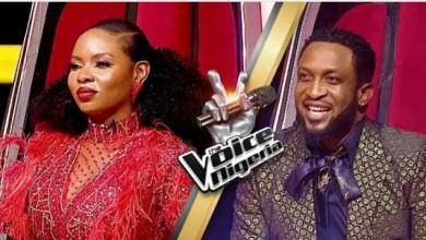 Voice Nigeria Team Yemi and Darey Battles For the Liveshow