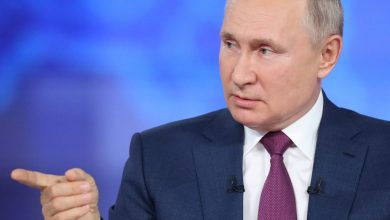 The World Should Not Ignore Putin's Ukraine Oppression