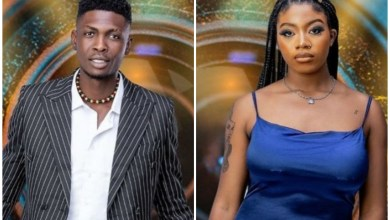 BBNaija 2021 First Ship Loading, See What Sammie and Angel Did [Video]