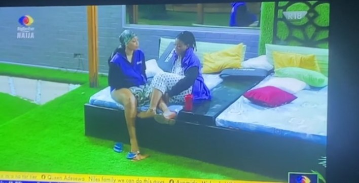 BBNaija Angel Finds Sammie and Emmanuel Attractive