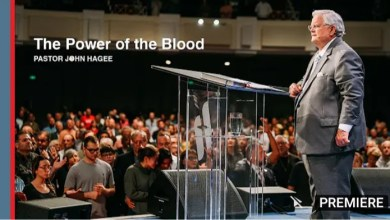 Live John Hagee Message 8 August 2021 - The Power of the Blood