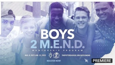 Bishop T. D. Jakes Message 12 August 2021  Boys to M.E.N.D 