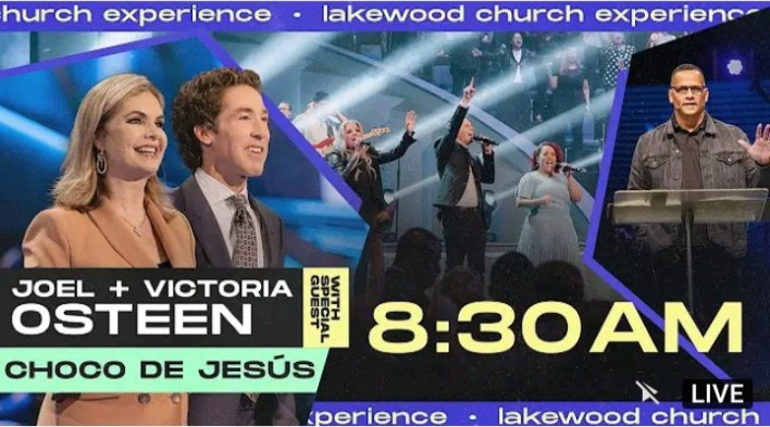 Live Joel Osteen 8.30am Sunday Service 5th September 2021 |LAKEWOOD|