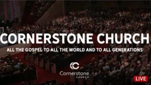 Live 6.30pm John Hagee Sunday Service 10 October 2021 - Cornerstone