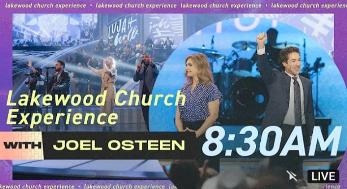 Live Joel Osteen 8.30am Service 29 August 2021 |LAKESIDE CHURCH|