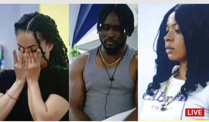 Maria, Pere and JMK Gets Strikes in BBNaija, Find Out [Video]