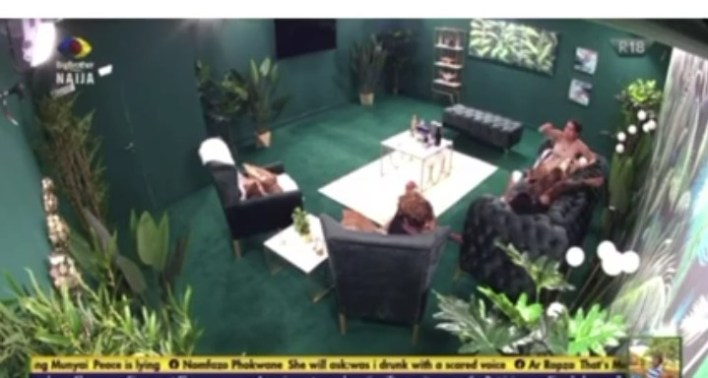 Maria Gossips Angel in BBNaija, Says Her Private Part is the Dirtiest