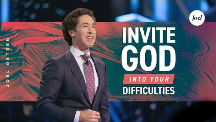 Joel Osteen Daily Message 1 September 2021 |INVITE GOD INTO YOUR..|