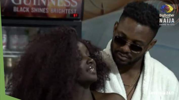 Live BBNaija Jacuzzi Party 4th September 2021, See Outfits of Housemates