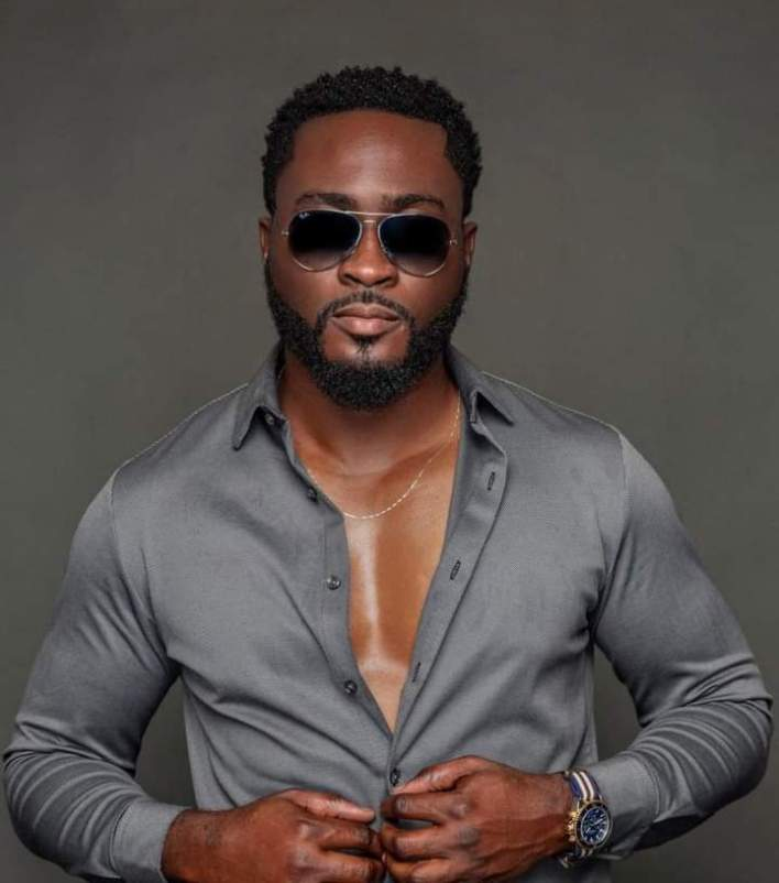 BBNaija Pere Revealed Why His Ex-Wife Divorced Him, She Don't Trust Me