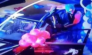 BBNaija Pere Wins Innoson Brand New Car, As He Wins Big