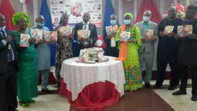 Ex-Presidential Aide Commends Author Ondoma For Standing Out Among Youths