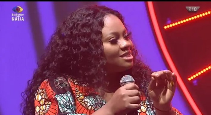 BBNaija Evicted Tega Says She Will Miss Boma But Missed Her Husband