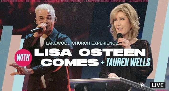 Live Joel Osteen Saturday 7pm Service 18 September 2021 - Lakewood