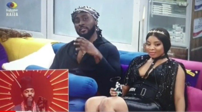 BBNaija Pere Says Maria and I share Strong Connection, More Eviction Gists
