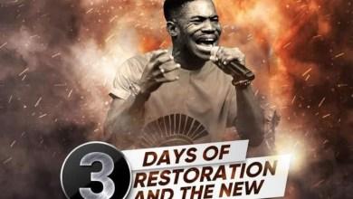 Live NSPPD Prophetic Prayers Jerry Eze 22 September 2021 - Restoration 3