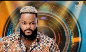 BBNaija Whitemoney Says He Wants To See Boma If Tega's Husband Chop His Legs