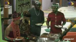 BBNaija Housemates Celebrates Nigeria's Independence in Cultural Attire