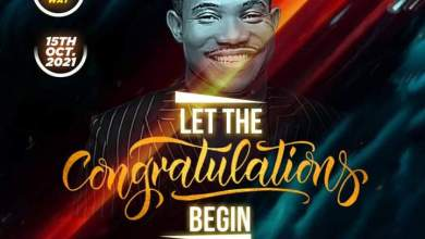 NSPPD Jerry Eze Prophetic Prayers 15 October 2021 - Congratulations