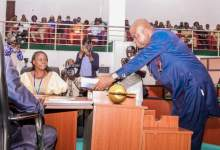 Governor Diri Presents N310bn 2022 Budget of Sustainable Growth