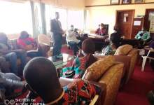 HIV/AIDS: BYSACA Receives New Implementing partners, Dr Azebi Expresses Confidence