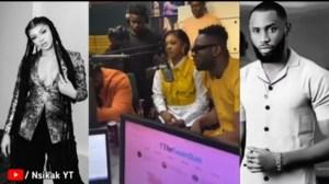 BBNaija Liquorose and Emmanuel Confirm Being in Love, Video