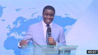 Live David Abioye Sunday Service 24 October 2021 | Winners' Chapel Goshen