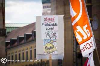 18.04.15 München - Demo: Stop TTIP