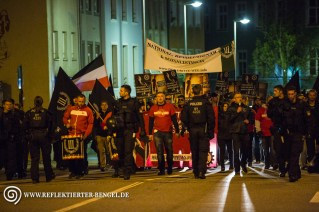 09.04.16 Ingolstadt - Der III. Weg Demonstration