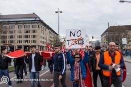 10.04.16 Demo Türkischer Nationalisten