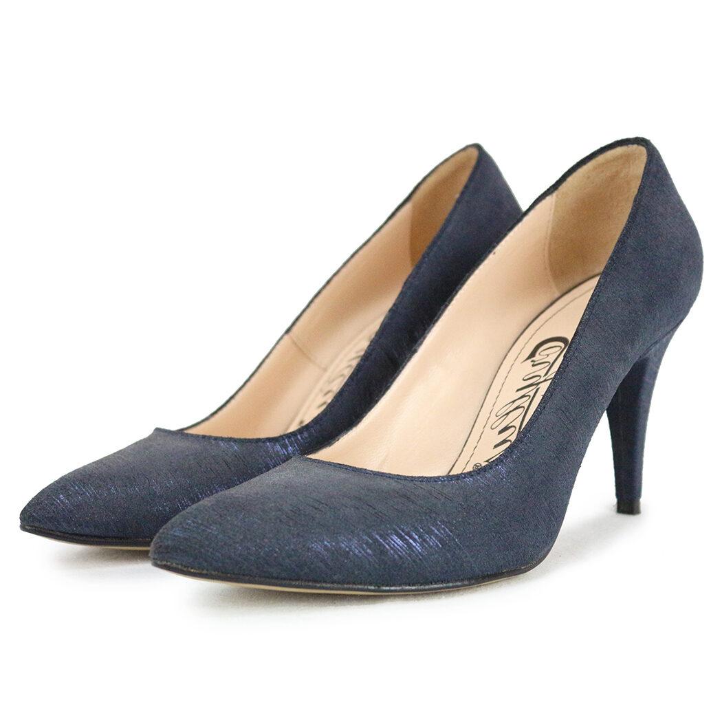 Pantofi Coryllus Bleumarin