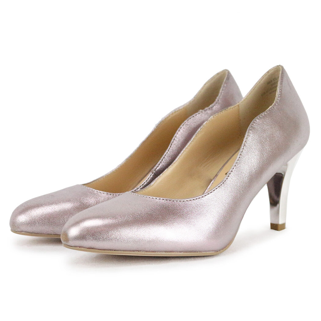 Pantofi Caprice Lila Metalizat