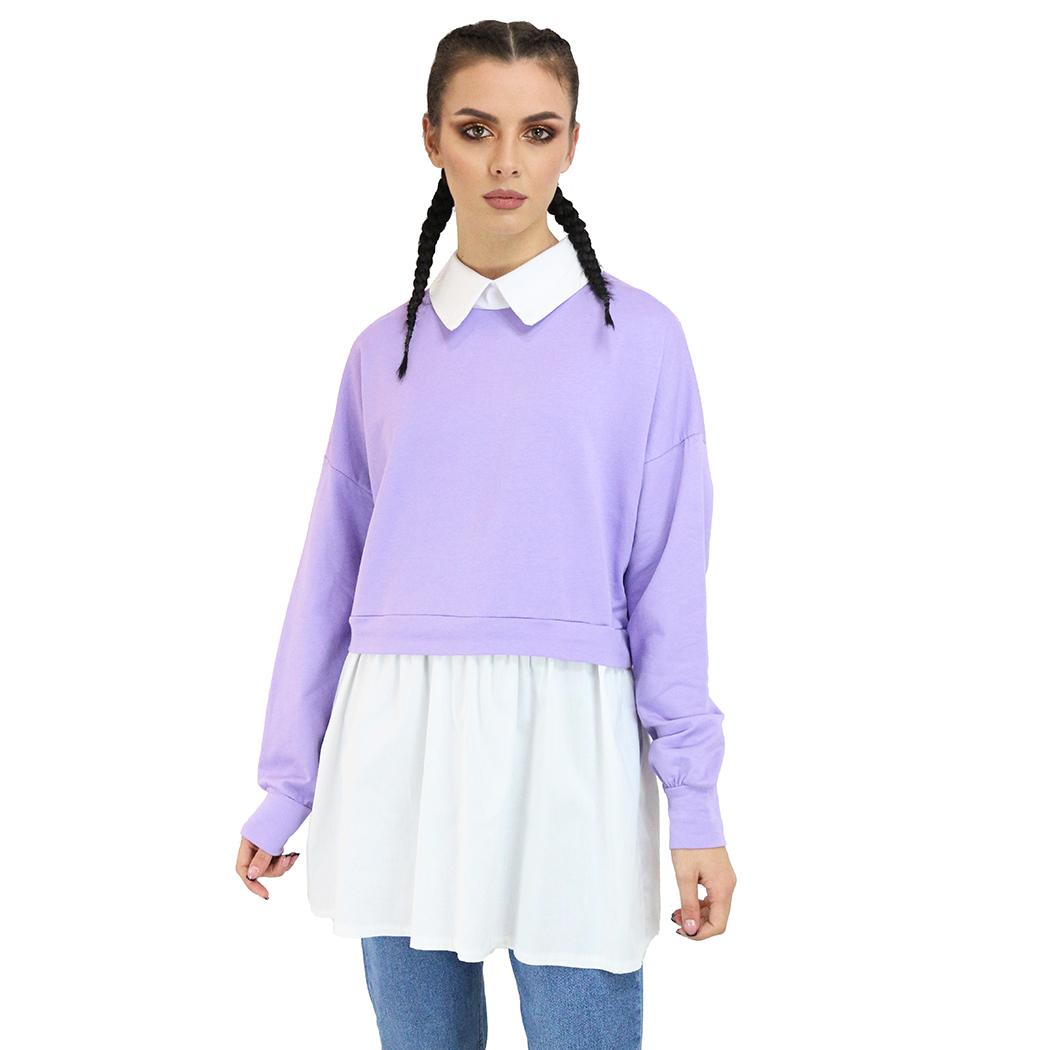 Bluză Franco Ferri Roz