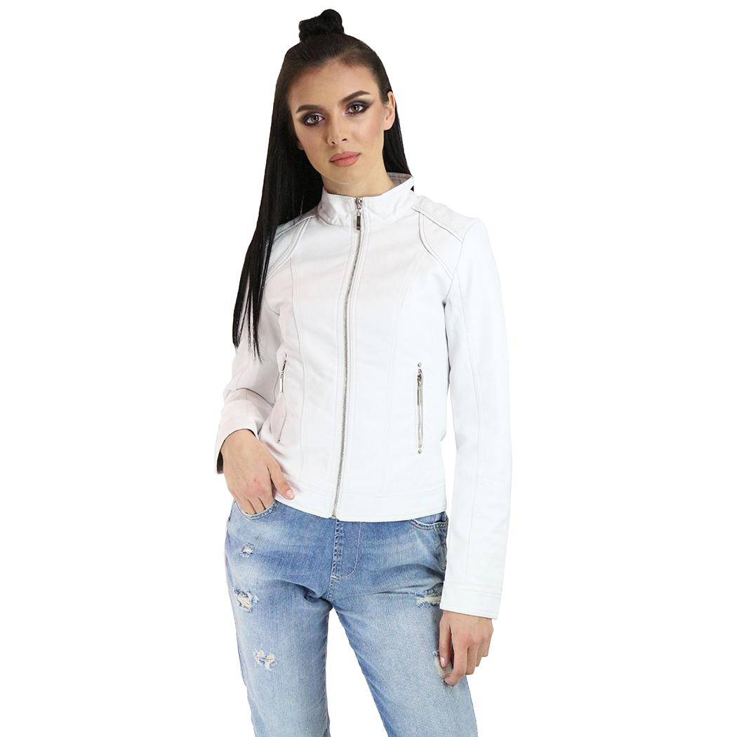 Jachetă Franco Ferri Albă