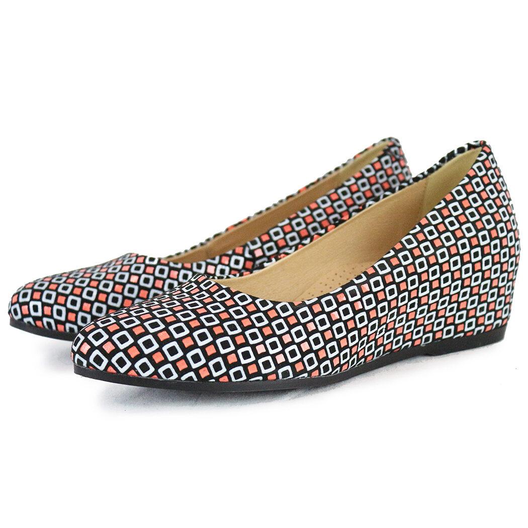 Pantofi Conhpol Multicolori