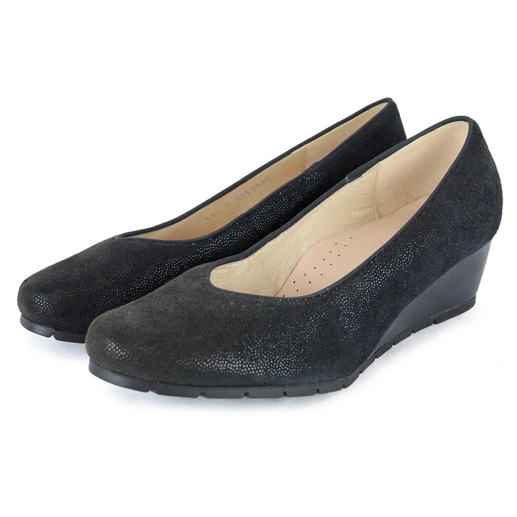 Pantofi Alpina Negri
