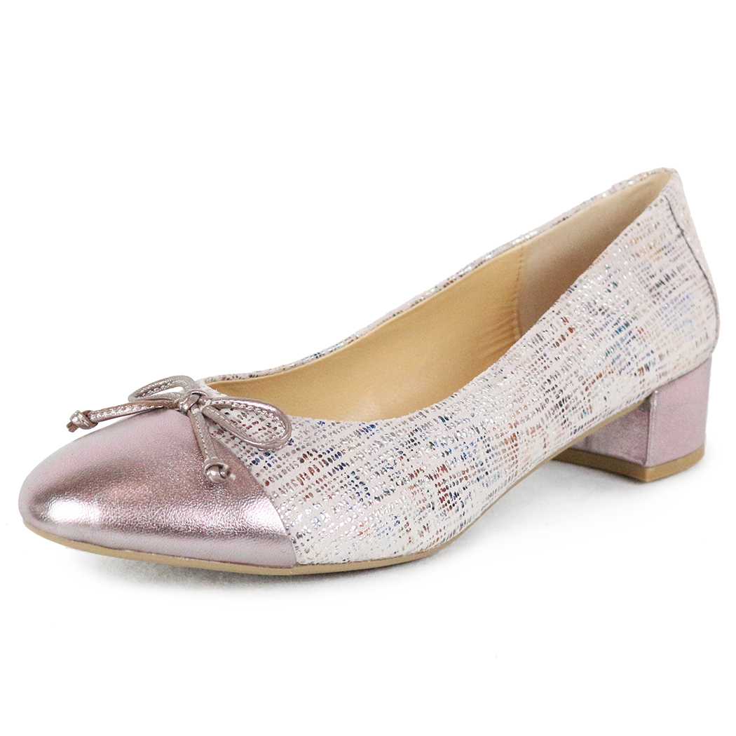 Pantofi Caprice Multicolori