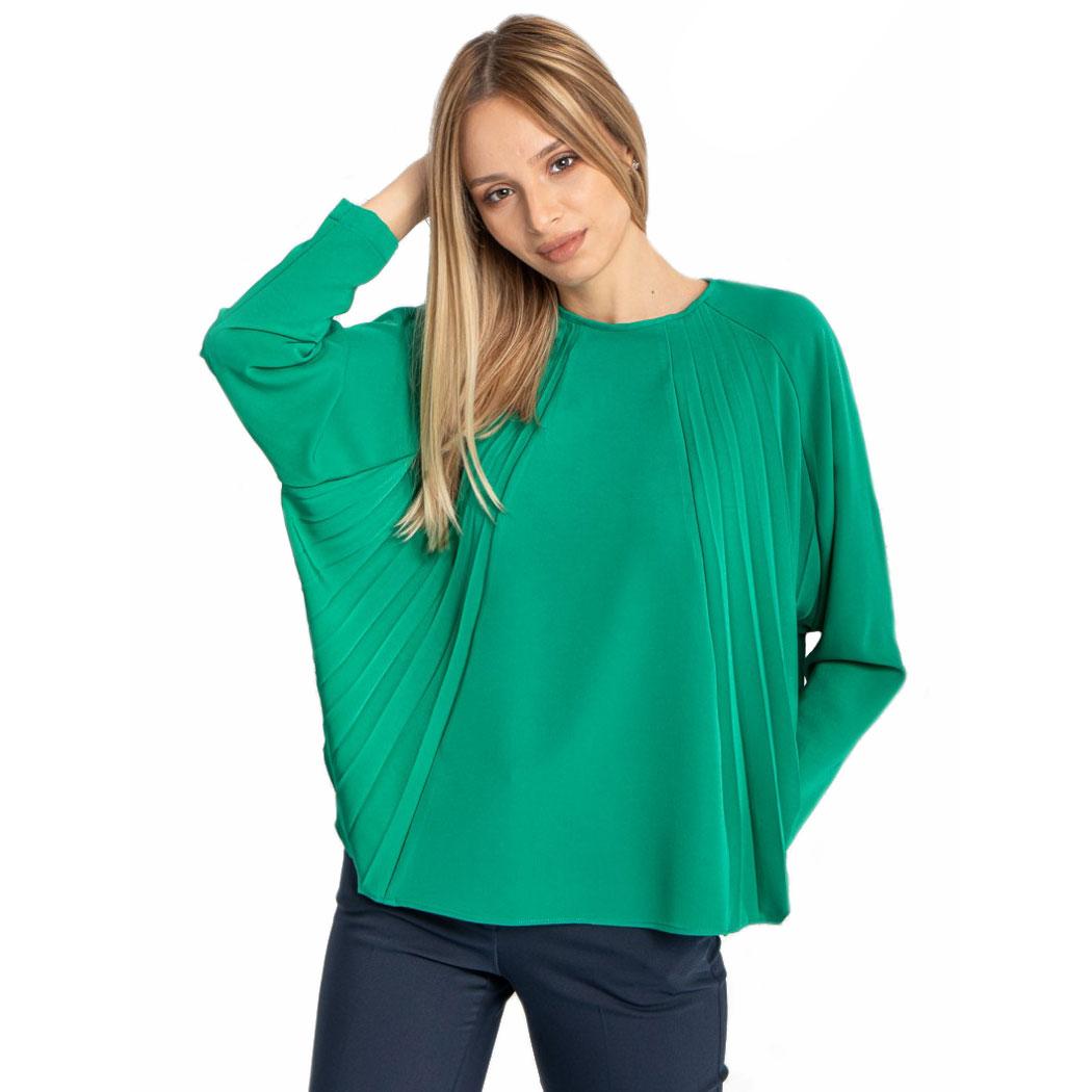 Bluză Hermosa Verde