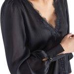 Bluză Hermosa Neagră