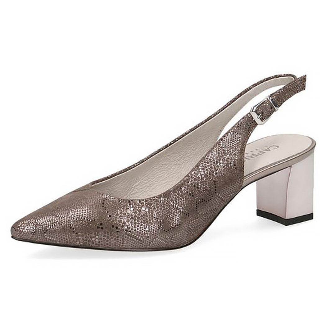 Pantofi Caprice Gri